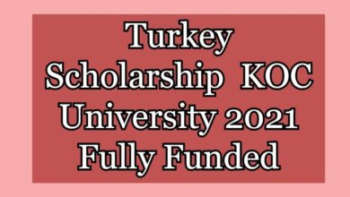 Photo of Koc University Scholarship in Turkey