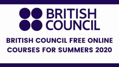 Photo of british council free online courses 2020 with free certificates