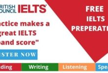 Photo of Free IELTS preparation course offered by the British Council